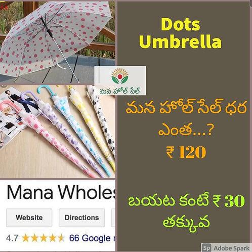 Dots Umbrella