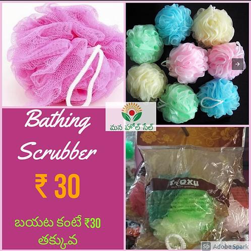Bathing Scrubber