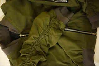 Bomber Jacket Ruche Stitch Sleeves.jpg