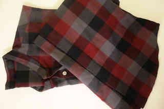 Woven Dress Shirt - Elongated Hemline with Side Zipper Vents.jpg
