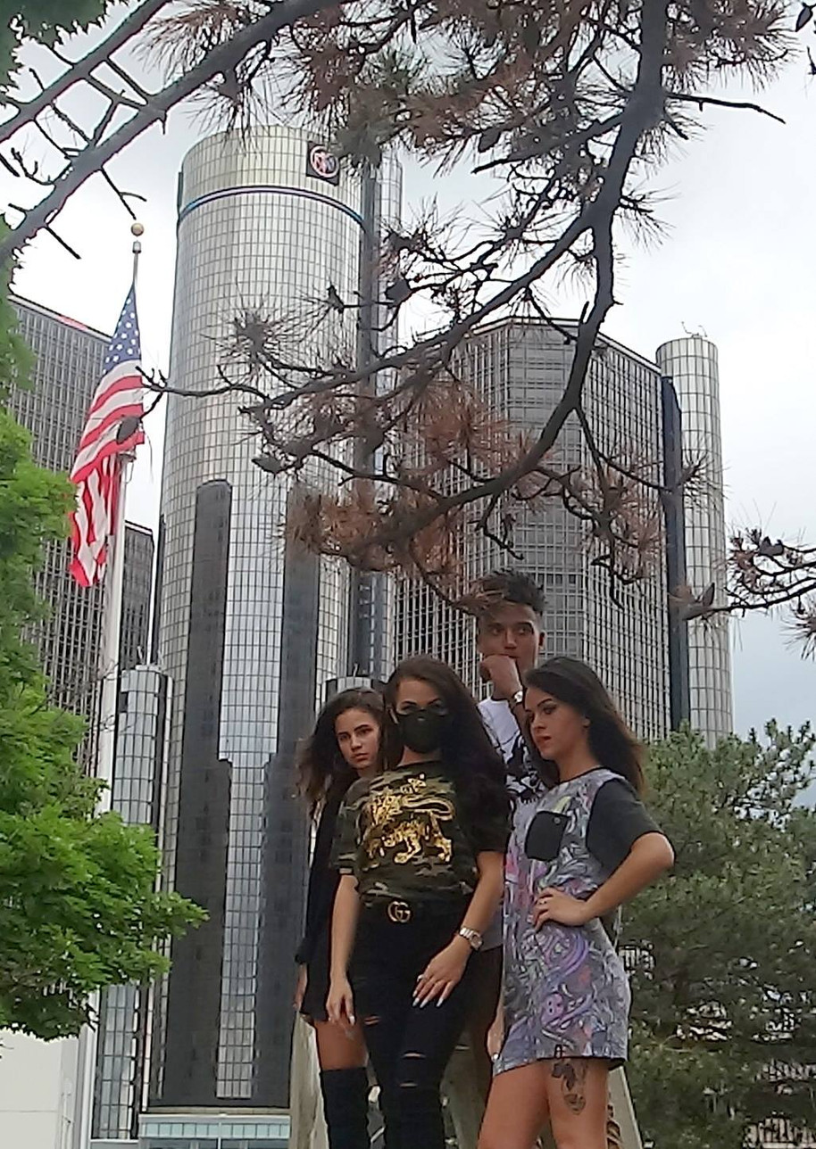BXNK x FabriKite Sponsors Detroit Streetwear Collective - June 2018