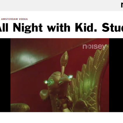 VICE | Noisey | KID. Studio Doc Features Drew Howards Lil Ze