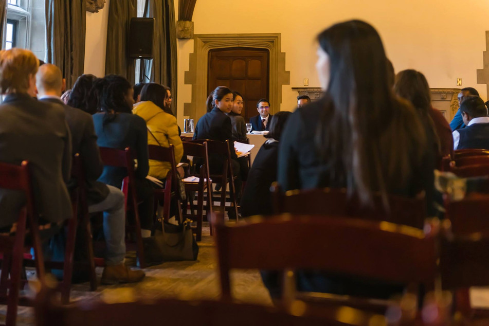 University of Toronto, Next Steps Conference - Working Without Borders Panel, Jan 26th, 2019