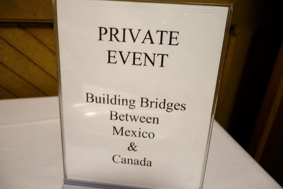 Building Bridges Between Canada and Mexico @ Victoria University, U of T