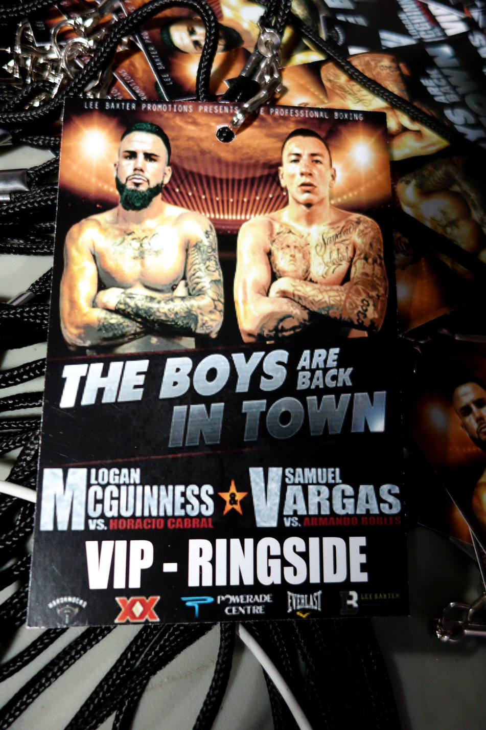1WVAC: Lee B Promotions bring World Class Boxing Event to GTA