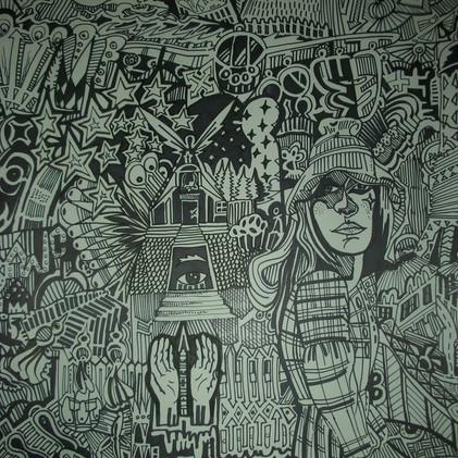 Meeting with Toronto Artist Jimmy Chiale - pronounce ˈshē-(ˌ)