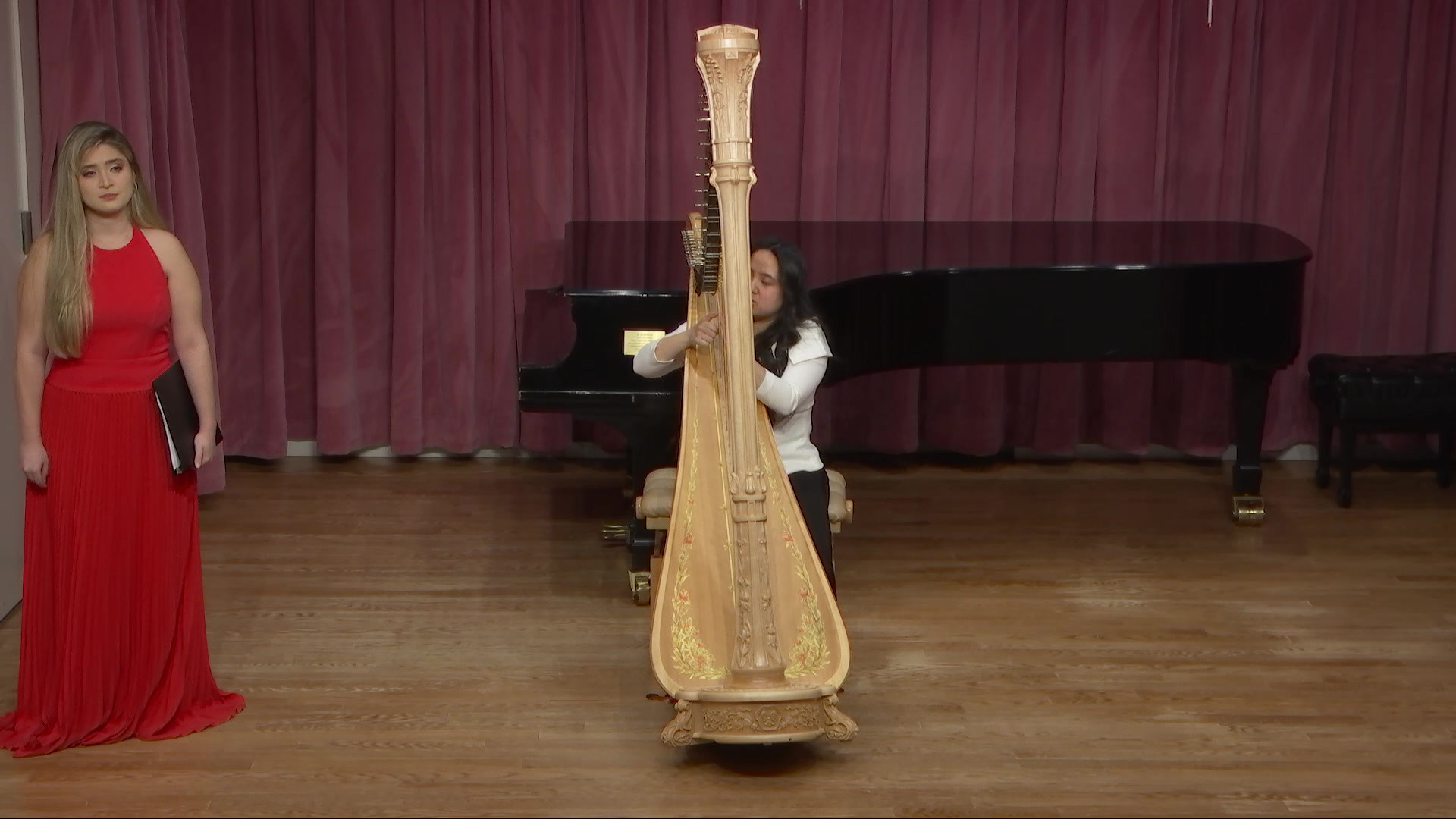 Hindemith Harp Sonata - 3rd Movement.mp4