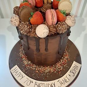 Luxury Layer Cakes
