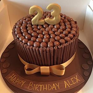 Classic Celebration Cakes