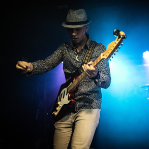 Dylano (Altstadt, Einhoven, NL, Feb. 16th 2019)  Picture by: Emily Parry