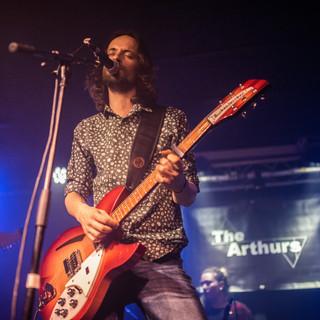 The Arthurs live @ Altstadt, Eindhoven
