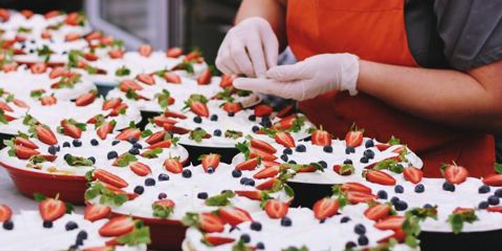 Manipulação de Alimentos com Ênfase em Boas Práticas de Fabricação