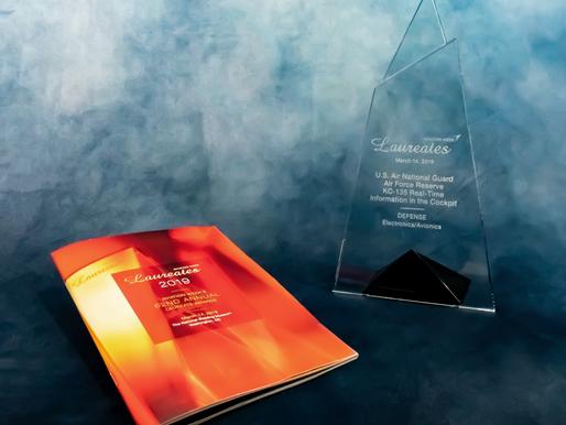KC-135 RTIC, 2019 Laureates Award