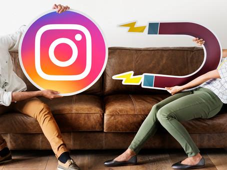 Uma estratégia de conteúdo para atrair seguidores para suas redes sociais.