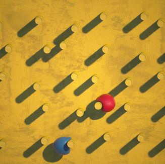 Falling Balls