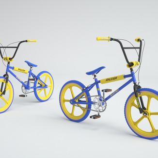Raleigh Burner BMX