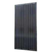 Solar panel for sailboat