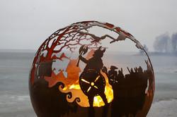Viking firepit 1