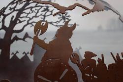 Viking firepit 3