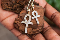 Small and Large Ankh