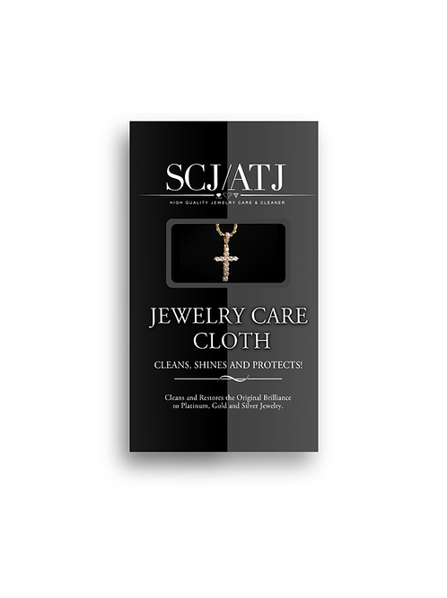 Jewelry Care Cloth