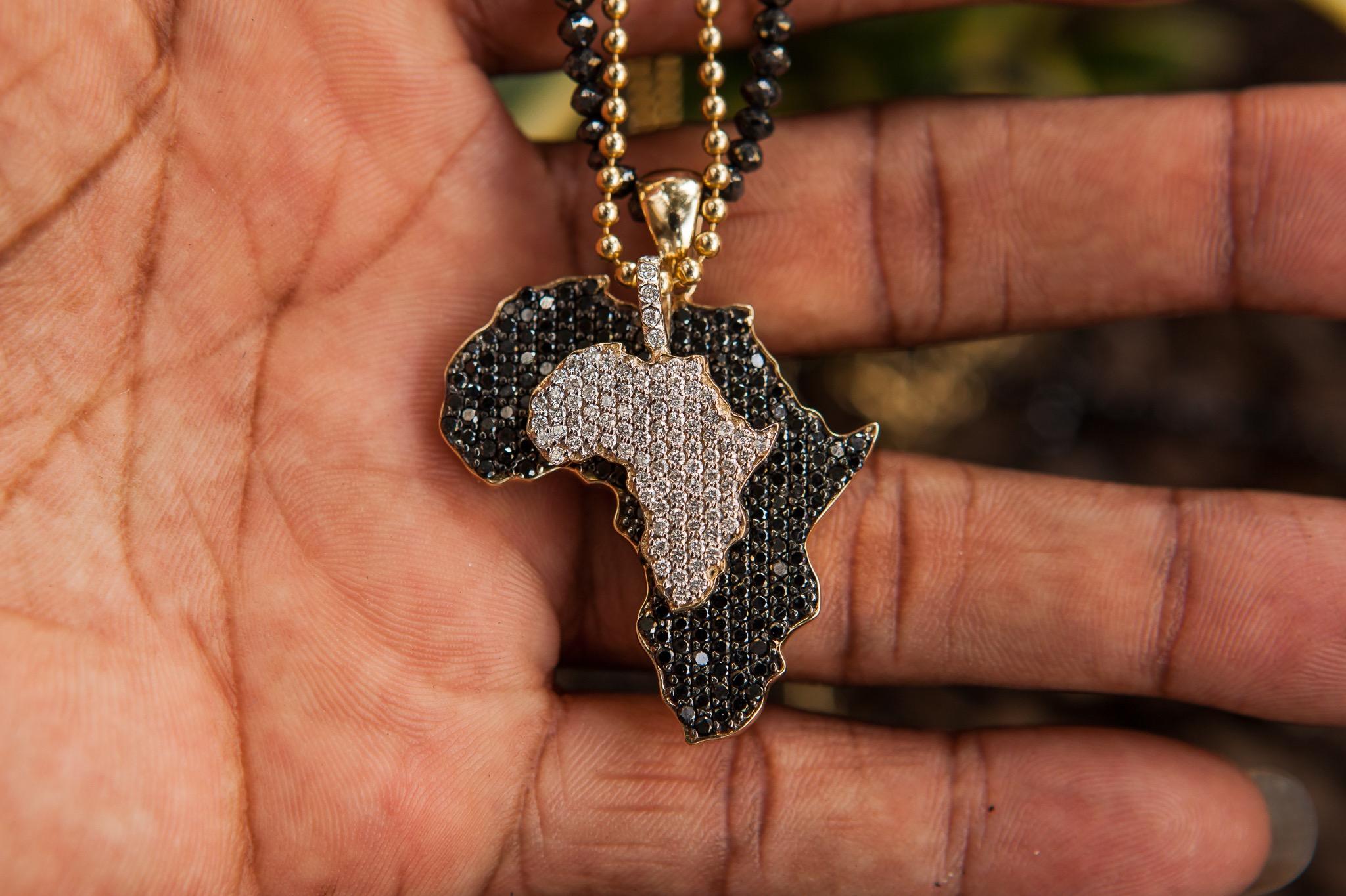 Africa Pendants