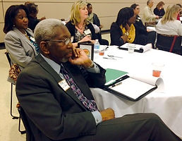 Attendees come to Business Success Extravaganza from counties all over SC, and some from Charlotte, NC