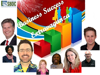 Business Success Extravaganza speakers