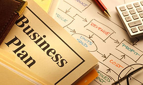 We guide you to create your business plan.