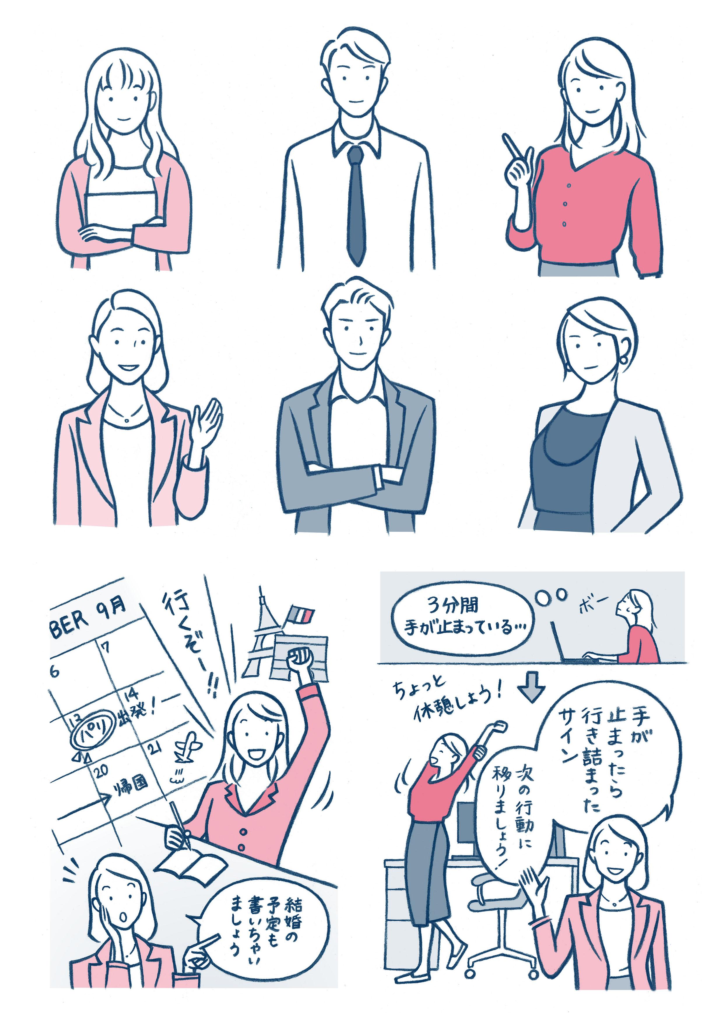 仕事ルールと時間術/ナツメ社