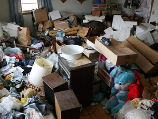 HOARDING: IT'S NOT JUST A TV SHOW
