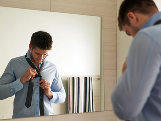 Is the formal 'suited and booted' office dress code extinct?