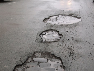Pothole Pitfalls