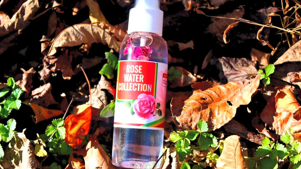 Rose Water Collection