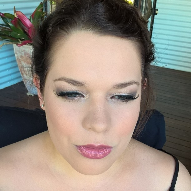 My beautiful bride#airliebeachbeauty #villabotanica #mac