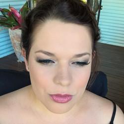 My beautiful bride#airliebeachbeauty #villabotanica #mac