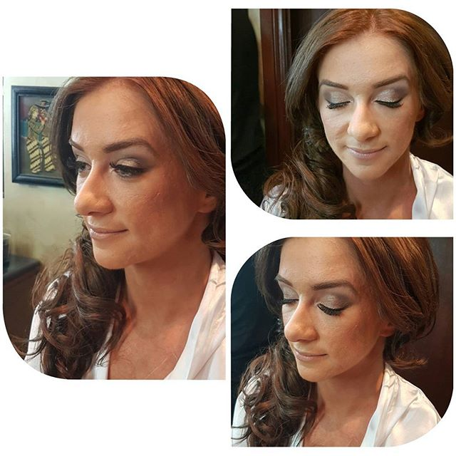 Bridal makeup #weddingmakeupairliebeach #airliebeachbeauty #macmakeup