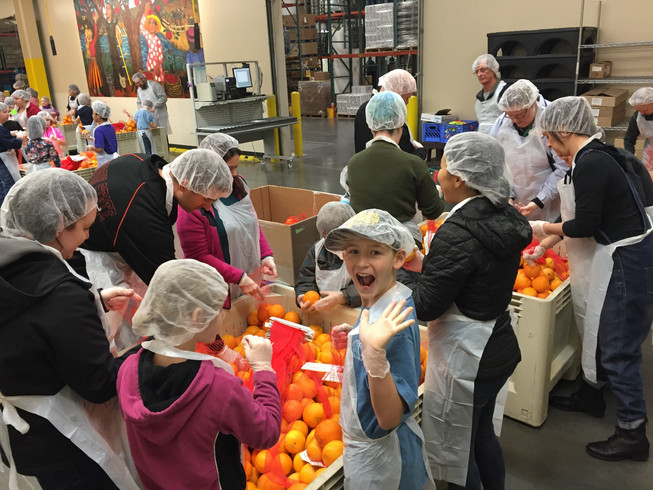 BCS Students Fight Hunger!