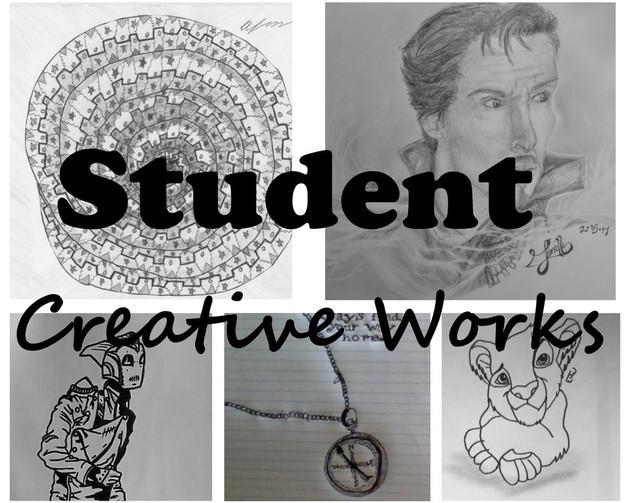 Spring 2017 Creative Works