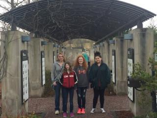 4 Students, 2 Cities, 1 Great Adventure
