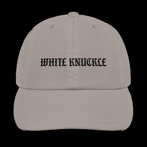 White Knuckle Ball Cap