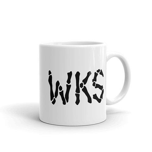 WKS BONES MUG