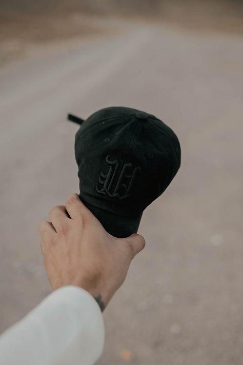 BLACK DUB CAP