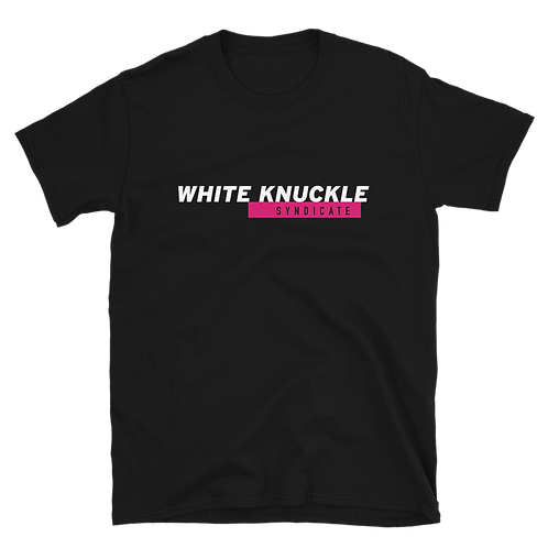 RETRO WHIKE KNUCKLE T