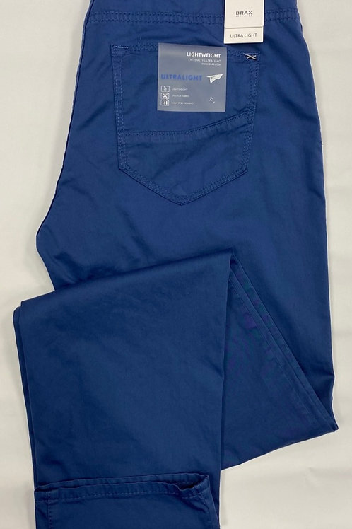 BRAX  Cadiz  trousers in blue