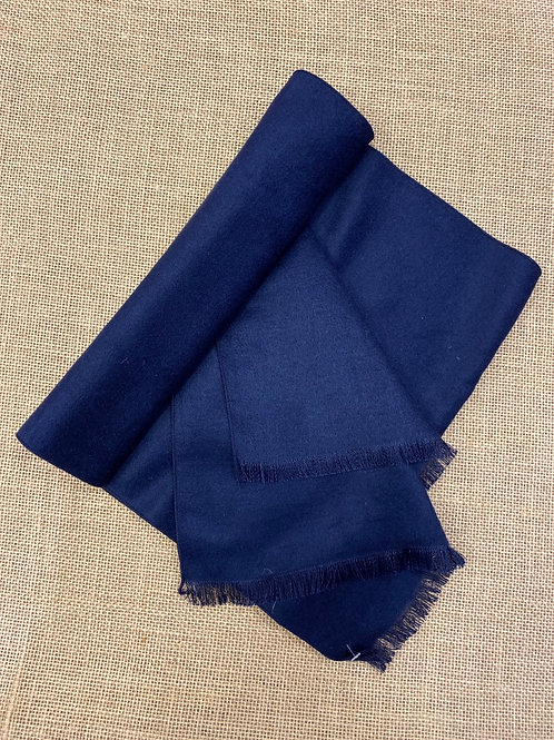 Swole Panda SP scarf navy blue