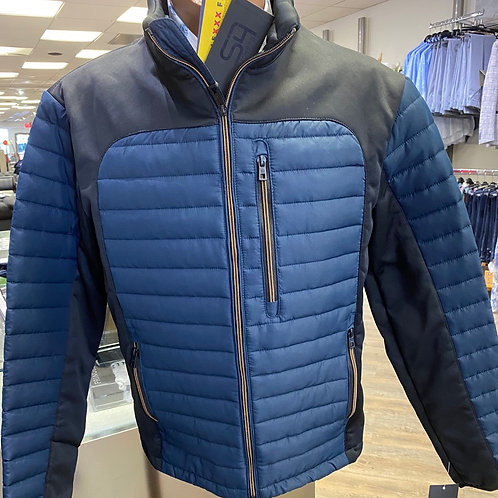 S4 Jacket in Navy