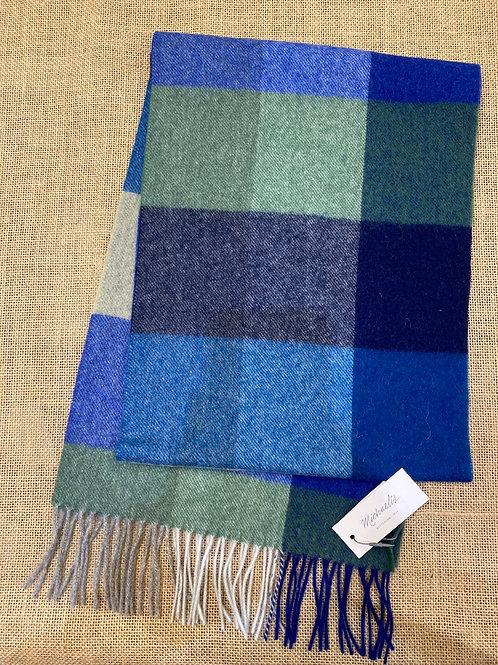 Micro pm1s30002 blue scarf
