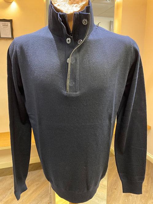 Karl 502399-690 Lagerfeld  black knitwear