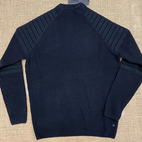 Karl  Lagerfeld  black knitwear